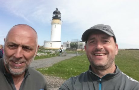 Steve Taylor and Steve Hardman's photo